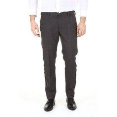 Dolce & Gabbana mens trousers Lambretta virgin wool G4M6AX FQ3DX S8102 D205-2904-8251-8053901206714