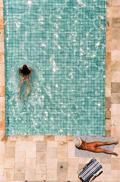 Las piscinas en feng shui