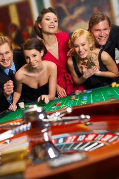 Late night poker on TV and free poker apps have made real casino gambling more appealing. If you're going to a casino pop into Salon Sin for a winning look! Casino Theme Parties, Casino Party, Casino Games, Party Themes, Gambling Games, Themed Parties, Casino Table, Event Themes, Las Vegas