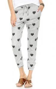 Modne Damskie Spodnie Dresowe W Serca Szare Print 5401873594 Oficjalne Archiwum Allegro Pants Women Fashion Pants For Women Fashion