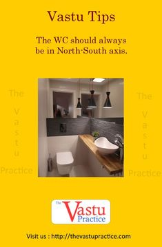 Vastu For Bathrooms The WC should always be in North-South axis. Washbasin and shower can be in the North East of the bathroom. The mirror has to be in the East or North. West Facing House, Earthy Home Decor, Indian House Plans, Model House Plan, Vastu Shastra, Feng Shui Tips, House Front Design, Indian Homes, Living Room Green