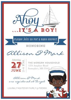 91 best african american greetings images on pinterest invites african american baby shower invitation by diconshadesigns 1200 m4hsunfo