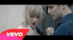 I love Taylor Swift's music videos. They're like mini movies -HJM-Taylor Swift - Begin Again, via YouTube.