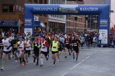 Indianapolis Monumental Marathon - Nine of the Best New Marathons of 2014