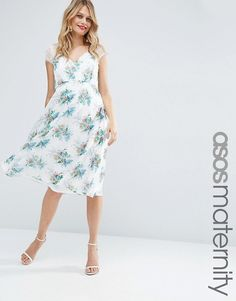 4a68c9f84bd 15 great Garden party - ASOS Maternity Florals for SS17 images ...
