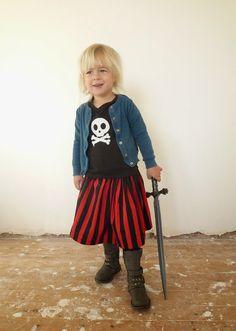 Een huis in de straat: A pirate's life for me!