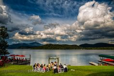 Lake Placid Wedding Pictures