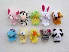 Resultado de imagen para animales de tela para bebes