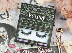 """d7c7f2b7c03 Nikki 💗 LoveLaughsLipstick on Instagram: """"Gifted ✨ Lashes, my first and  one true love 💕 these textured little HUNS are from @eylureofficial and  they give ..."""