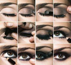 maquillaje de ojos mejores equipos - fashion-style.es