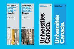Universities Canada Identity — Underline Studio