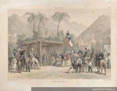 El origen de las fondas y ramadas de Chile