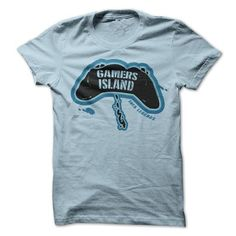 Gamers Island T-Shirt Hoodie Sweatshirts uio. Check price ==► http://graphictshirts.xyz/?p=61312