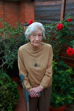 Ana Maria Matute: her books have been translated to 23 languages..