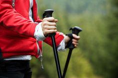 Nordic Walking hands by blas on PhotoDune. Nordic Walking in Autumn mountains Walking Training, Walking Exercise, Best Hiking Poles, Hiking Gear, Nordic Walking, Walking Poles, Walking Sticks, Benefits Of Walking, Check Up