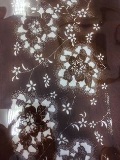 Arnold's Attic Museum of Domestic Art - MODA Archives in Design and Textiles sewing Katagami Japanese indigo stencils