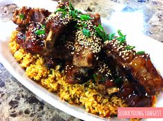 Asian sticky ribs | Foodie: Your Recipes. Your way.