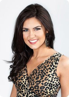 Miss Arkansas Teen USA! Love her and her family(;