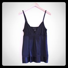 Gorgeous Marc by Marc Jacobs silk shirt 100% black silk blouse by Marc by Marc Jacobs. Gorgeous addition to any closet, spaghetti straps and side zip, beautiful details on front. Instant classic. Marc by Marc Jacobs Tops
