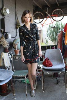 pedalfar:  Closet Visit: Stella Berkofsky (via jeana_sohn)