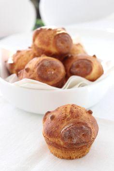 Glücksschweinderl... oder die ultimativen Brioche für das Silvesterfrühstück... Glücksbringer eben...