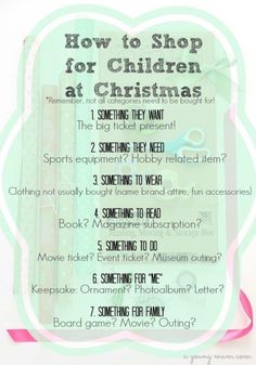 Kids' Christmas presents . Noel Christmas, Christmas And New Year, All Things Christmas, Winter Christmas, Christmas Gifts For Children, Christmas Gift Poem, Cool Christmas Gifts, Christmas Ideas For Mom, Christmas Present Guide