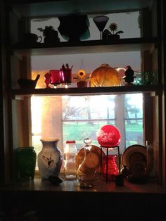 Morning Light in Kitchen Window
