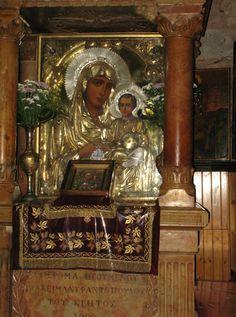 Majka Božija nije ostavlja zabeleženim ni svoje misli, ni svoju ljubav prema Sinu i Bogu svome, ni patnje svoje duše pri raspeću, zato što mi ionako to ne bismo mogli shvatiti.