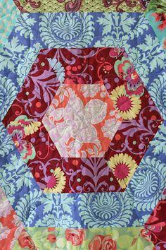 For Amy Butler design - Sexy Hexy