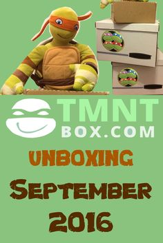 Its time to move and it means soon our videos will have a fresh location and better quality! Thats why Michelangelo is so excited and is packing good. He knows how to pack and what is more valuable to take with himself, but there is always someone which stops you. Lets watch how professional is Michelangelo in packing,our little cute Ninja Turtle puppet who help us Unbox TMNTBOX - Support this little guy. He is too cute not be supported. Share his video .