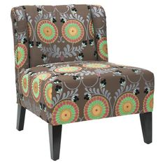 Invite the lush tropical style of Gauguin's French Polynesia to your home with this beautiful design. Product: Chair