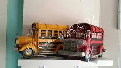 Detalles #vintage#autobus