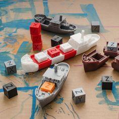 CAS - le cargo modulaire xyz-cube