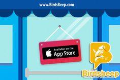 #BirdsBeep Now On #App #Store