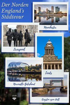 Die Städte im Norden Englands haben mehr zu bieten, als du denkst. Gerade Hull ist für mich unerwartet spannend und steht den anderen Städten um nichts nach. Die Kulturangebote sind vielseitig und abwechslungsreich und auch die Umgebung hält einige Überraschungen parat. Für Fussballfans sind gleich vier Städte interessant. Manchester, Liverpool, Newcastle und auch Leeds bieten Führungen in ihren berühmten Stadien an. Parks, Reisen In Europa, Kegel, Kingston, Newcastle, Hotels, Explore, World, Travel