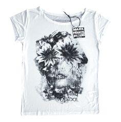 Mark Francis Williams T-Shirt. Wearable Art. www.markfranciswilliamsart.com