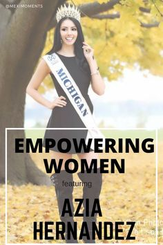 Empowering Women featuring Azia Hernandez- Making a difference in Autism Awareness!