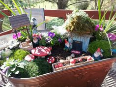 1000+ Images About Fairy Gardens On Pinterest | Hobby Lobby Fairies Garden And Miniature Gardens