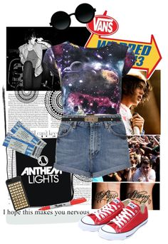 """""""Warped Set Up"""" by above-and-beyond ❤ liked on Polyvore"""