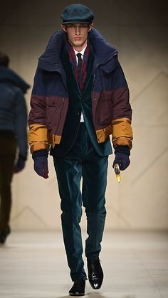 Burberry –Men– #Burberry #Fashion #Pinteret