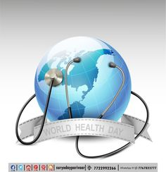 """Over 200 diseases are caused by unsafe food containing harmful bacteria, parasites, viruses, chemical substances, while about two million deaths occur every year from contaminated food or drinking water. According to new data gathered by the World Health Organization.make food safe."""" Stay fit and stay healthy. #Happy World #HealthDay"""