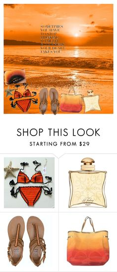 """""""Heart Desires"""" by tsalagi ❤ liked on Polyvore featuring Hermès, Billabong and Coach"""