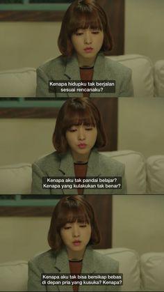 Tumblr Quotes, Text Quotes, Film Quotes, Jokes Quotes, Sad Quotes, Quotes Drama Korea, Korean Drama Quotes, Reminder Quotes, Quotes Indonesia