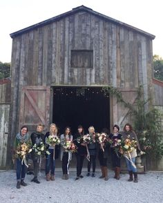 The end of such an amazing #forageandfeast class.  These ladies traveled from far and wide to join us and now considered friends we hope to visit them one day in their homes. Thank you ladies you were great fun! #gardengateclasses #nancarrowfarm