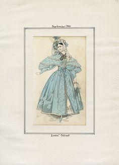 Ladies' Cabinet September 1833 LAPL