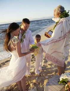 First pictures of Megan Fox and Brian Austin Green getting married in Hawaii