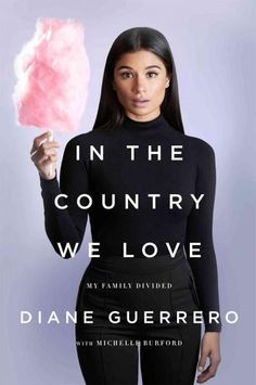 The star of Orange is the New Black and Jane the Virgin presents her personal story of the real plight of undocumented immigrants in this country Diane Guerrero, the television actress from the megahi