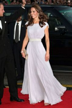 Kate Middleton - her style on Mrs. Marina's blog
