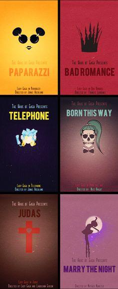 Lady Gaga singles