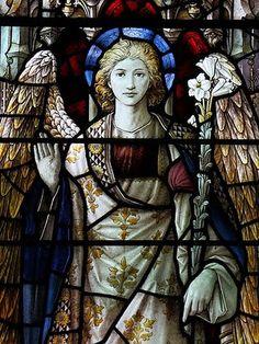 Vitrales Angelicales #angel #vitraux
